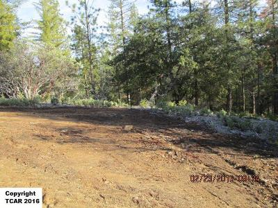 Greeley Hill CA Residential Lots & Land For Sale: $134,900