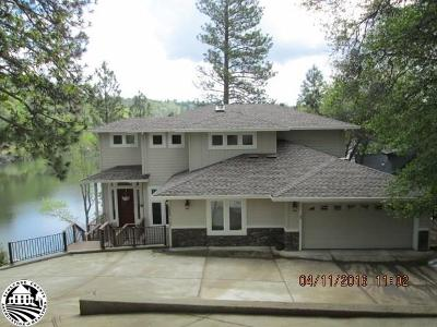 Tuolumne County Single Family Home For Sale: 12825 Mt. Jefferson