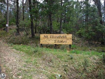 Residential Lots & Land For Sale: 24224 Mt. Elizabeth Road