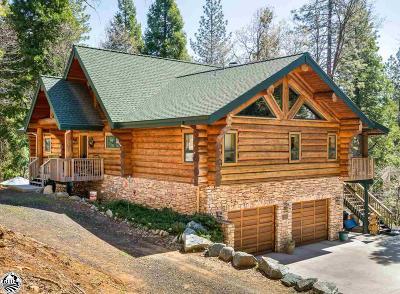 Twain Harte Single Family Home For Sale: 23700 Confidence-South Fork
