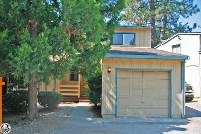 Twain Harte CA Single Family Home For Sale: $219,000