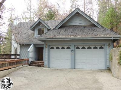 Tuolumne County Single Family Home For Sale: 20063 Pine Mountain #U13/L263