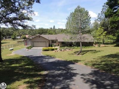 Tuolumne County Single Family Home For Sale: 13360 Clifton
