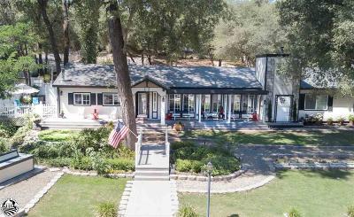 Sonora Single Family Home For Sale: 14145 Tuolumne