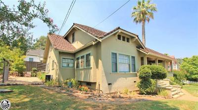 Sonora Single Family Home For Sale: 78 Bradford Street