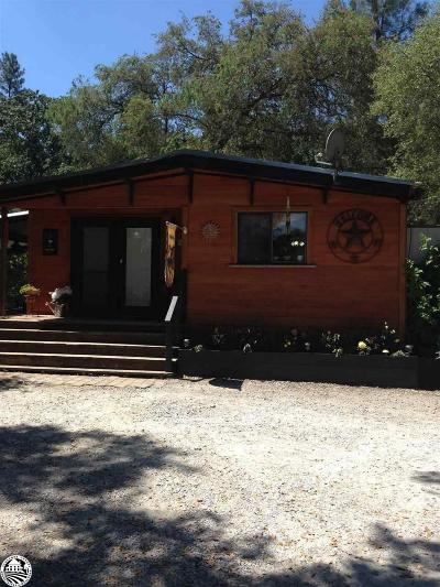 Sonora Single Family Home For Sale: 750 W Sunset