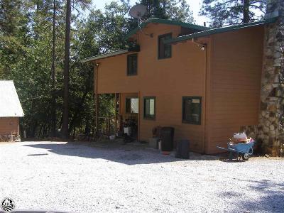 Sonora Single Family Home For Sale: 16620 Hillside