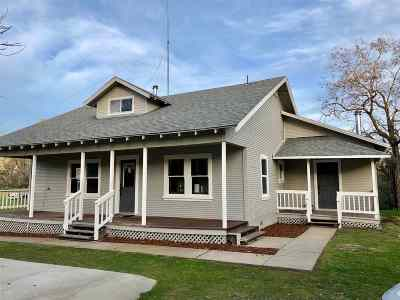 "Jamestown Single Family Home For Sale: 18915 Rawhide Road #""Ea"