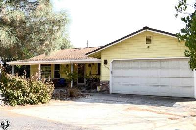Sonora Single Family Home For Sale: 17305 Valley Oak Dr