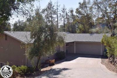 Sonora Single Family Home For Sale: 15427 El Venada Trail