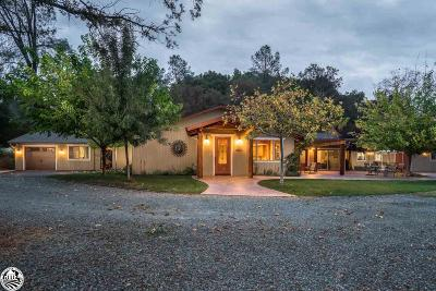 Sonora Single Family Home For Sale: 18431 Corte Del Montana
