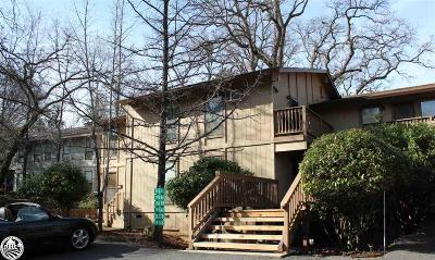 Groveland Condo/Townhouse For Sale: 19166 Dyer #2 Court