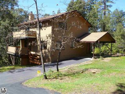 Twain Harte Single Family Home For Sale: 23292 Bluebird Hill Road