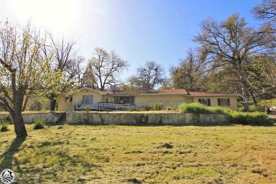 Tuolumne Single Family Home For Sale: 20200 N Tuolumne Road