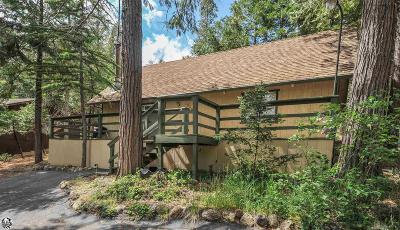 Twain Harte Single Family Home For Sale: 24076 Pine Cone Road