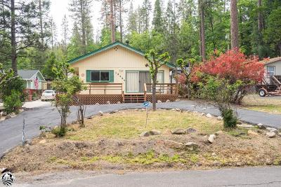 Twain Harte Single Family Home For Sale: 18686 Mother Lode Drive