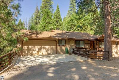 Twain Harte Single Family Home For Sale: 22386 Scenic Drive