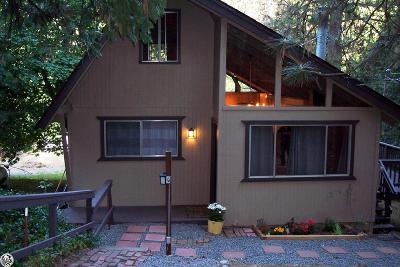 Twain Harte Single Family Home For Sale: 22439 N Tuolumne Road