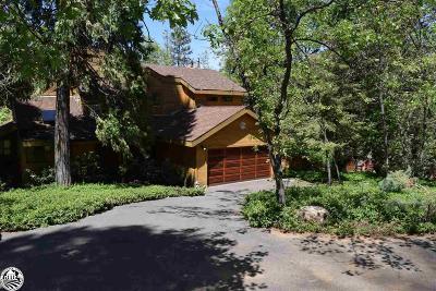 Twain Harte Single Family Home For Sale: 23154 Mark Twain Dr.