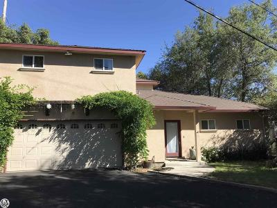 Sonora Single Family Home For Sale: 505 E Oakside