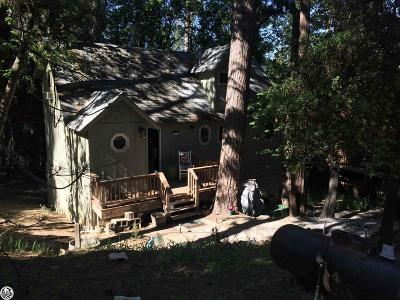 Twain Harte CA Single Family Home For Sale: $255,000