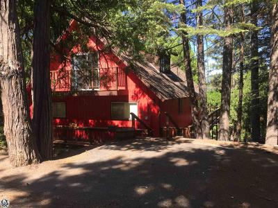 Cold Springs Single Family Home For Sale: 29659 West Mono Road