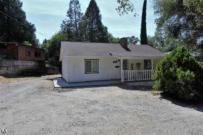 Sonora Single Family Home Hold: 550 High Street