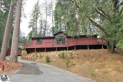 Tuolumne County Single Family Home For Sale: 21912 Glenwood Road
