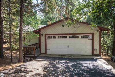 Tuolumne County Single Family Home For Sale: 19541 Middle Camp Rd