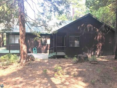 Cold Springs Single Family Home For Sale: 29404 Alpine Drive