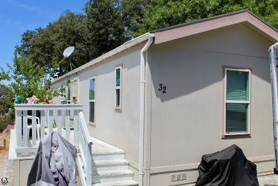 Jamestown Mobile Home For Sale: 8400 Old Melones Dam Road