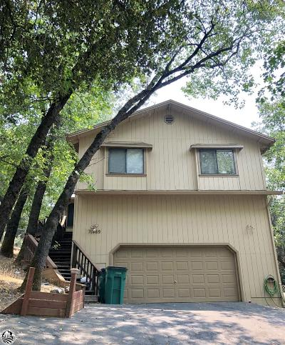 Sonora Single Family Home For Sale: 21469 American River Dr