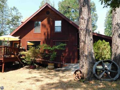 Twain Harte Single Family Home Hold: 22870 Confidence Road