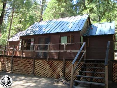 Dardanelle CA Single Family Home For Sale: $200,000