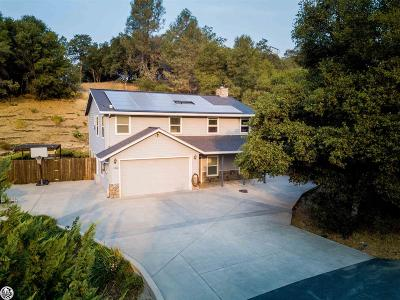 Sonora Single Family Home Active Under Contract (U): 17262 Valley Oak