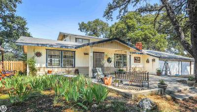 Sonora CA Single Family Home For Sale: $356,500