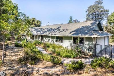 Sonora Single Family Home Active Under Contract (U): 22490 Yerba Santa Road