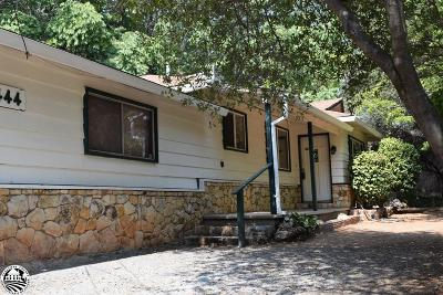 Sonora Single Family Home For Sale: 1444 Shaws Flat Road