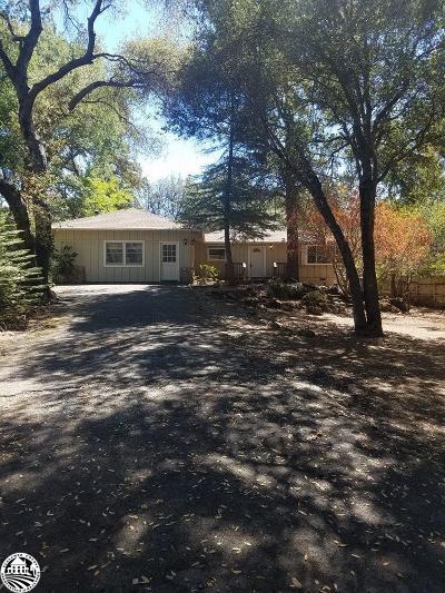 Sonora Single Family Home For Sale: 19997 Via Arroyo Road