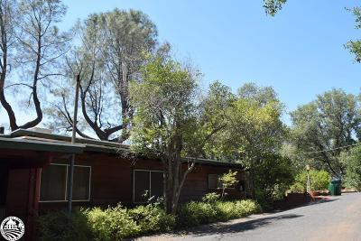 Sonora Single Family Home For Sale: 524 E Bald Mountain Road