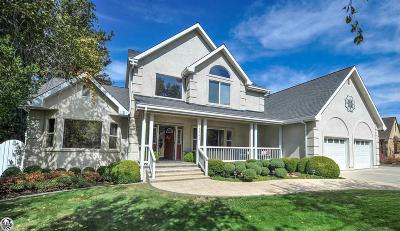 Sonora Single Family Home For Sale: 15362 S Camino Del Parque S.