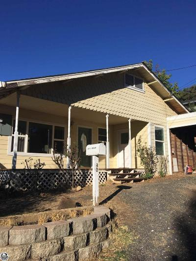 Sonora Single Family Home For Sale: 80 N Poplar Street