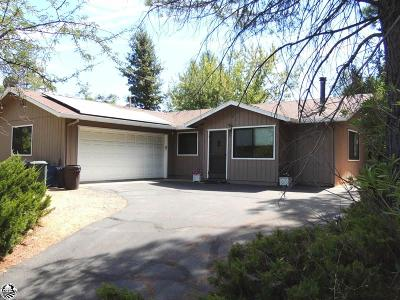 Groveland CA Single Family Home Pending Contingency: $219,000