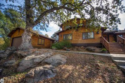 Sonora Single Family Home For Sale: 16545 Draper Mine Rd.