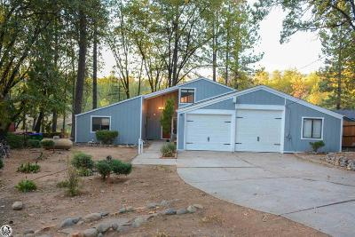 Sonora Single Family Home For Sale: 21626 Wasatch Mountain Road