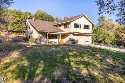 Sonora Single Family Home For Sale: 16860 Buckhorn Mountain Road