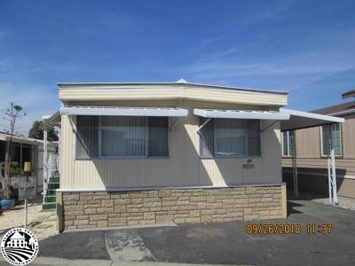 Sonora Mobile Home For Sale: 14619 Mono Way #26