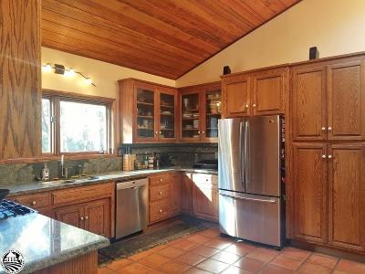 Tuolumne Single Family Home For Sale: 21079 Tionesta Road