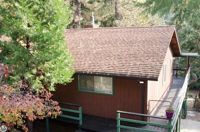 Twain Harte Single Family Home For Sale: 22463 N Tuolumne Road