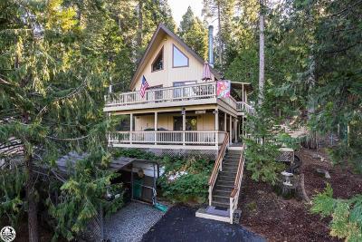 Twain Harte Single Family Home For Sale: 23643 Ontario Drive